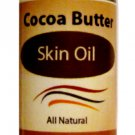Cocoa Butter Skin Oil - 4 oz