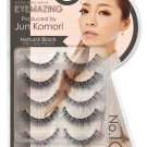 Eyemazing Jun Komori False Eyelashes- 101 Natural Black