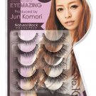 Eyemazing Jun Komori False Eyelashes- 102 Natural Black