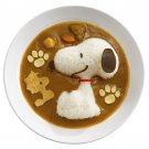 Snoopy Deco Curry Rice Mold