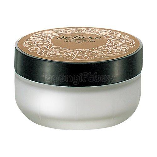 Shiseido Deluxe Night Cream Moist Type