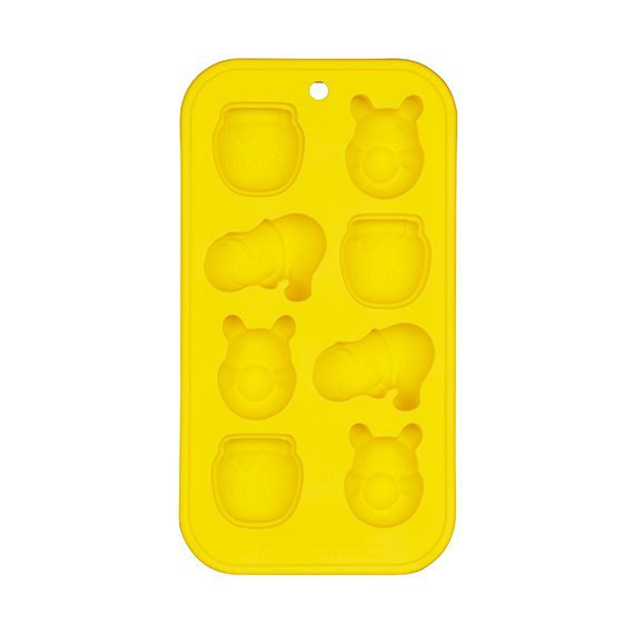 Disney Winnie The Pooh Silicone Tray Mold