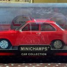 1/18 Minichamps Ford Escort I LHD Red 1968