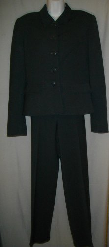 Philippe Adec Bergdorf Goodman Jacket 10 42 Slacks 12 44 Pants Blazer Suit