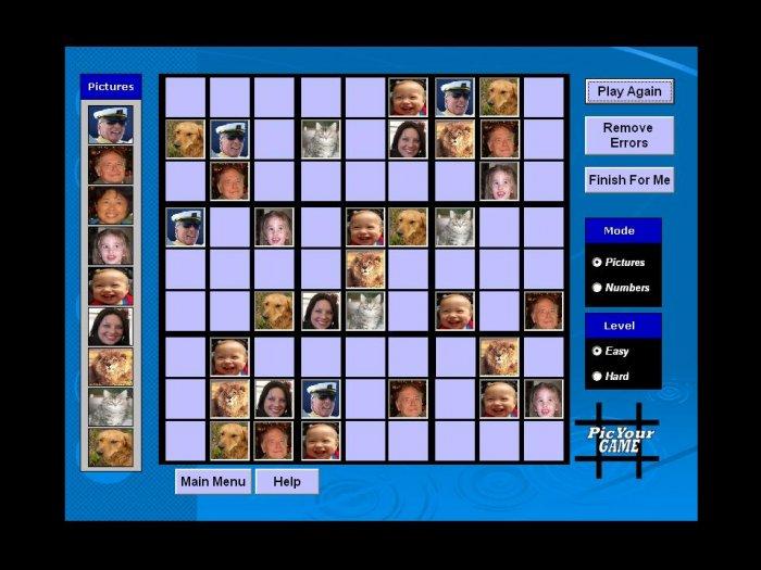 PicYour Sudoku