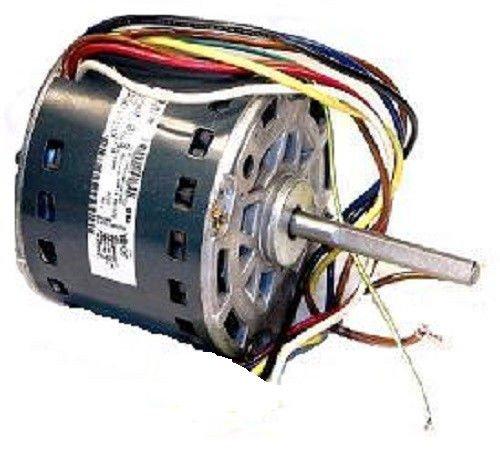 Genteq Hc43ae115 Hc 43ae 115 Blower Motor 1 2 Hp 1075 Rpm