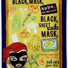 DEWYTREE Deep Detox Black Mask Set, 10 pieces/ Pack