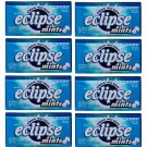 (Pack of 8) Eclipse Peppermint Sugarfree Mints