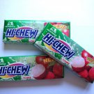 Japanese Hi-Chew Lychee Flavour Soft Candy 5 pieces