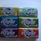 Eclipse Sugarfree Mints - 6 different taste