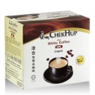 Chek Hup Ipoh Instant 3 in 1 White Coffee Mix Original 320g - Pack of 3