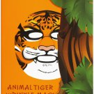 SNP ANIMAL Tiger Wrinkle Mask 10 pieces (Korea Import)