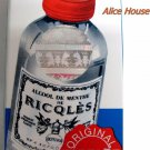 6 Bottles Ricqlea Peppermint cure- E28-AID-SOLSTICE