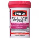 2 x Swisse Ultiboost High Strength Cranberry 30 Capsules