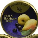Cavendish And Harvey Fruit Hard Candy Pear & Blackberry Drops - 150g
