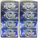 (Pack of 16) Eclipse Winterfrost Sugarfree Mints 34g
