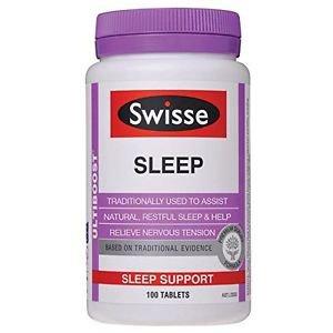 Swisse Ultiboost Sleep 100 Tablets (Australia Import)