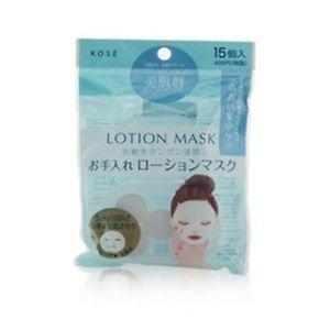 Kose Lotion Mask (15piece)