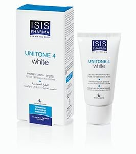 ISIS PHARMA UNITONE 4 White NIGHT CARE 30 ml