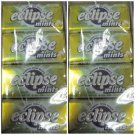 (Pack of 16) Eclipse Sugarfree Mints - Lemon Ice 34g