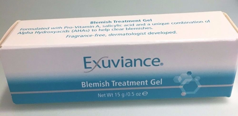 Exuviance Blemish Treatment Gel 15g