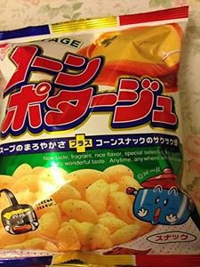 Riska Corn Potage Snack x 4 packs