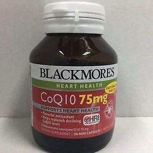 Blackmores CoQ10 75mg 90 Mini Capsules