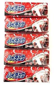 Morinaga Hi-Chew Cola Soft Candy X 5 Packs