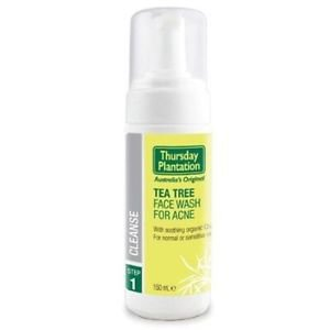 Thursday Plantation Tea Tree Daily Face Wash 150 ml