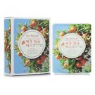 Soo Beauté Jeju Tangerine Whitening Moisturizing Mask (10piece)