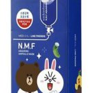 Mediheal LINE FRIENDS N.M.F Aquaring Ampoule Mask (27ml x 10pcs)