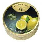 Cavendish And Harvey Fruit Hard Candy Lemon Drops - 150g