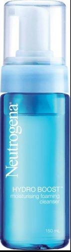 Neutrogena Skin Care Hydro Boost Mousse Cleanser (All Skin Type) 150ml