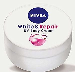 NIVEA White & Repair UV Whitening Cell Body Cream 100ml