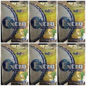 Wrigley's Extra Professional Lemon Mint Flavor (28g) x 6 packs