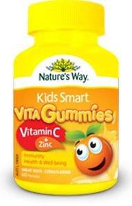 Nature's Way Kids Smart Vita Gummies Vitamin C 60 Gummies