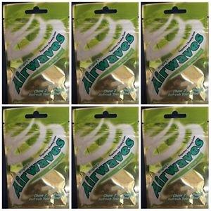Wrigley's Airwaves Chewing Gum Sugarfree Gum -Ice Grape (28g) x 6 packs
