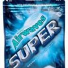 Wrigley's Airwaves Chewing Gum Sugarfree Gum -Super(25g) x 8 packs