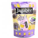 Calbee Jagabee Purple Potato Sticks One Big Pack Contains 5 of 17g