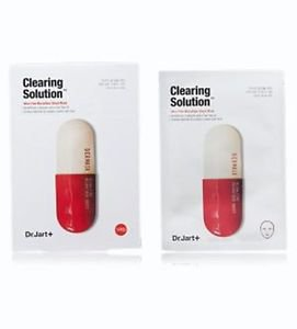 Dr. Jart+ Micro Jet Clearing Solution (5piece) Korea Import
