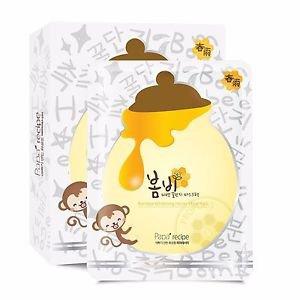 PAPA RECIPE Bombee Whitening Honey Mask Pack (10piece)