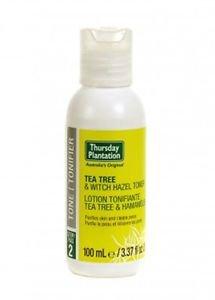 Thursday Plantation STEP 2: PORES TIGHTENING TEA TREE & WITCH HAZEL TONER 100ml