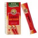 Nin Jiom Pei Pa Koa Cough Syrup Convenient Pack 10's Box