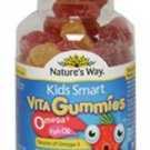 Nature's Way Kids Smart Vita Gummies Omega 3 Fish Oil 60 gummies