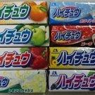 MORINAGA Hi-Chew Chewy Candy 6 Packs
