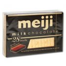 3 Packs of MEIJI MILK CHOCOLATE BOX 120G