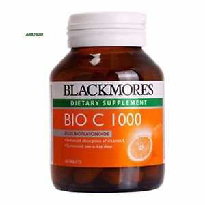 Blackmores Bio C 1000mg Vitamin C 120 Tablets (Australia Import)