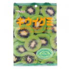 Kasugai Kiwi Gummy Candy 107g (6 Packs)
