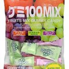 Kasugai Mix Gummy Candy 108g (6 Packs)