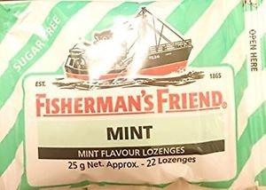(Pack of 6) Fisherman's Friend SugarFree Mint 25g - Mint